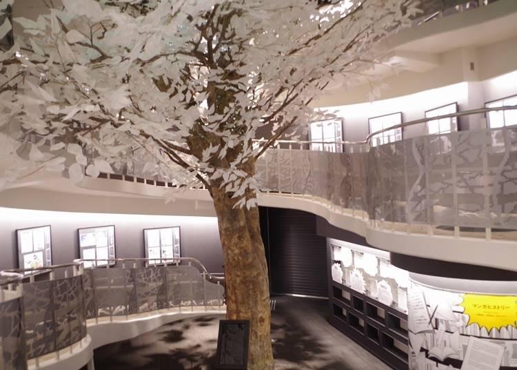 10.「横手市増田まんが美術館」でマンガの世界を楽しむ