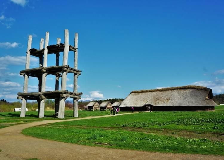 4. Sannai Maruyama Ruins