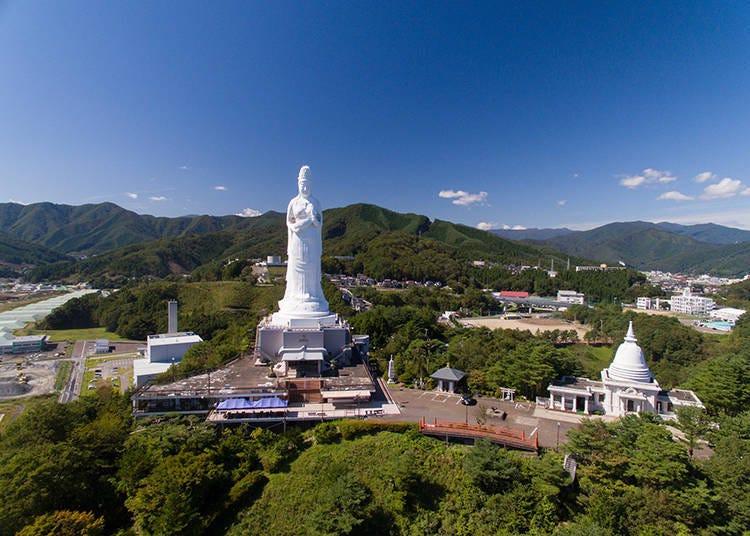 1. Kamaishi Dai-kannon Temple