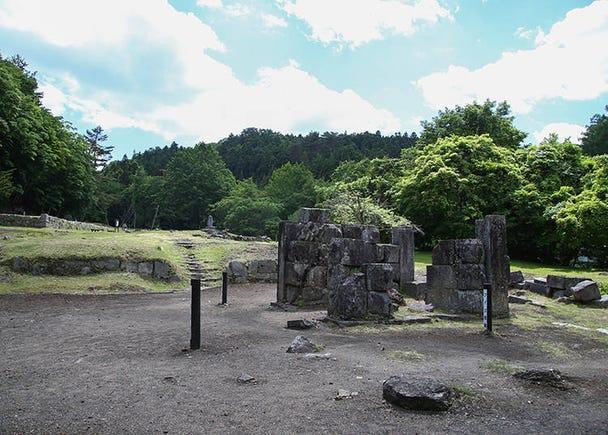 3. Hashino Tekkozan (Hashino Iron Mines)
