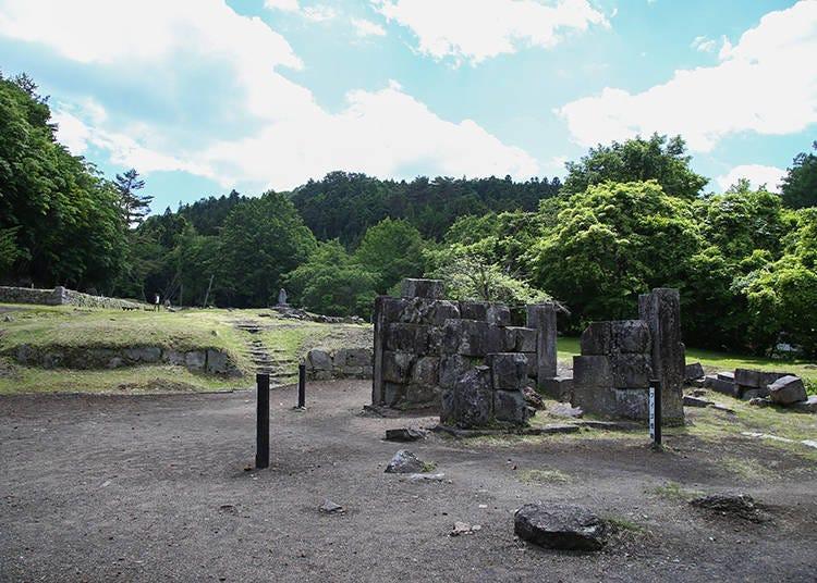 3.橋野鉄鉱山