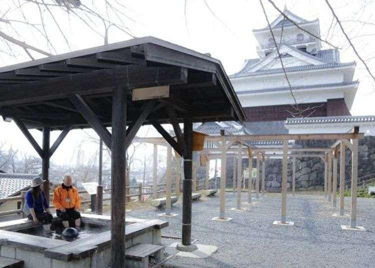 來去溫泉小鎮「上山溫泉」觀光景點、美食、溫泉推薦