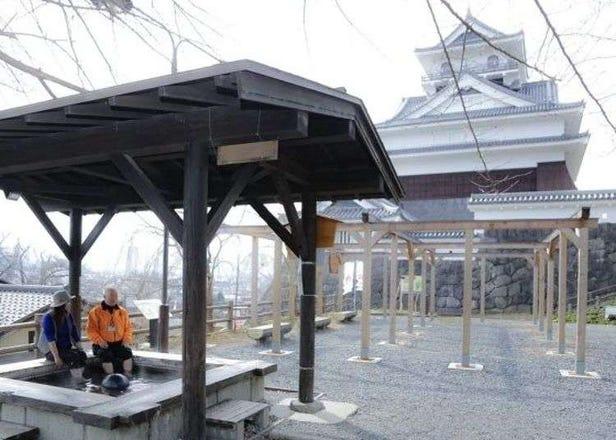 온천마을 '카미노야마 온천' 주변 산책. 먹거리와 온천 등 최상의 호스피탈리티를 체감!