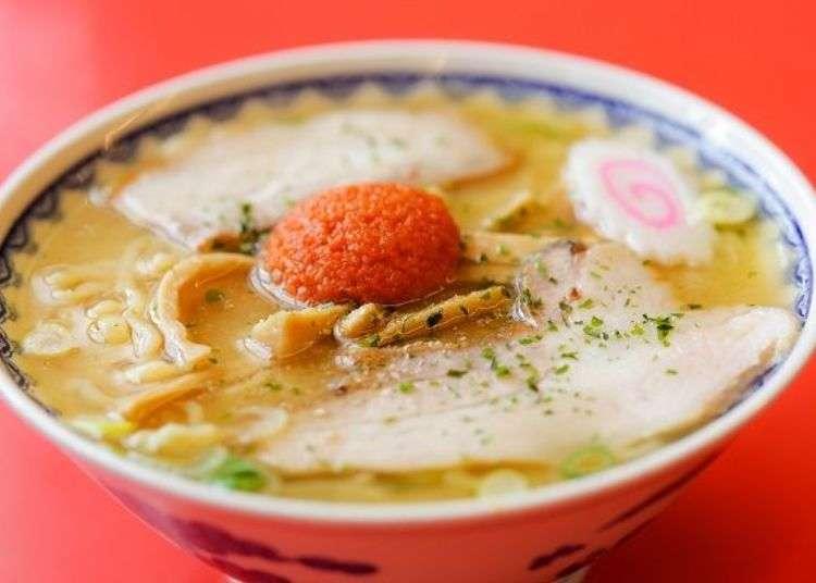 "3 Famous Ramen Shops in Yamagata - Japan's ""Ramen Prefecture""!"