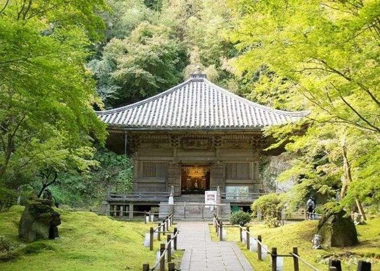 前往松島的結緣寺「圓通院」,漫遊庭園與製作佛珠手環享受美好的一天!