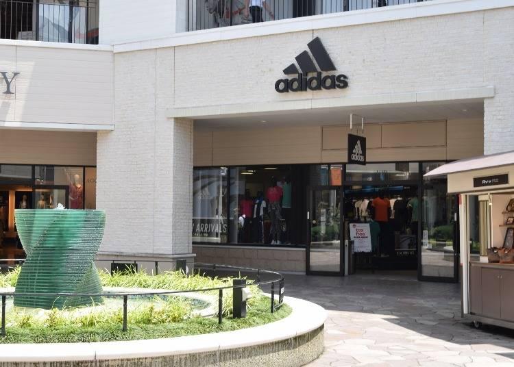 3「Adidas(アディダス)」