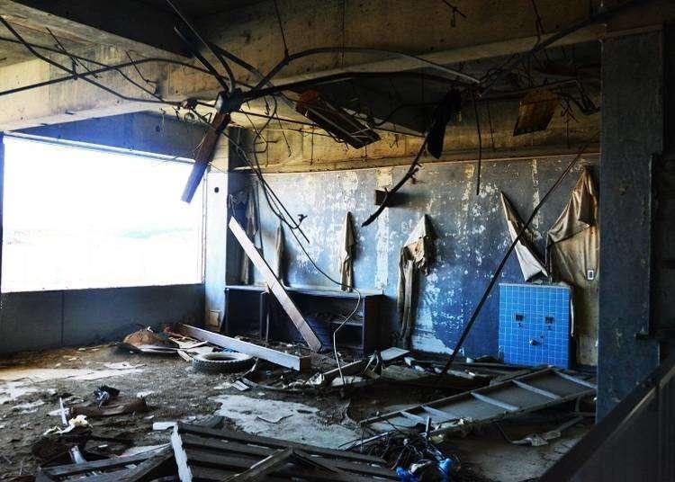 東日本大震災を語り継ぐ、気仙沼市東日本大震災遺構・伝承館