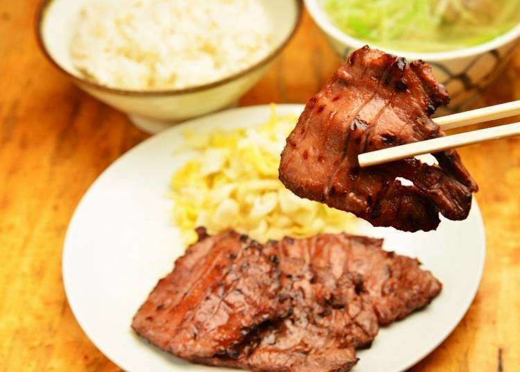 """Top 5 Beef Tongue Restaurants: Editors' Choice! Experience the Dish Dubbed """"Sendai's King of Gourmet!"""""""