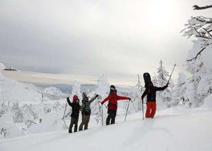Miyagi Zao Sumikawa Snow Park: Snowcat Skiing & Snowboarding in Japan's Backcountry
