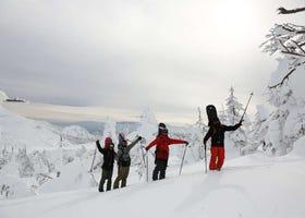 宮城藏王「澄川雪樂園 SUMIKAWA Snow Park」滑雪、賞樹冰、漫步雪原