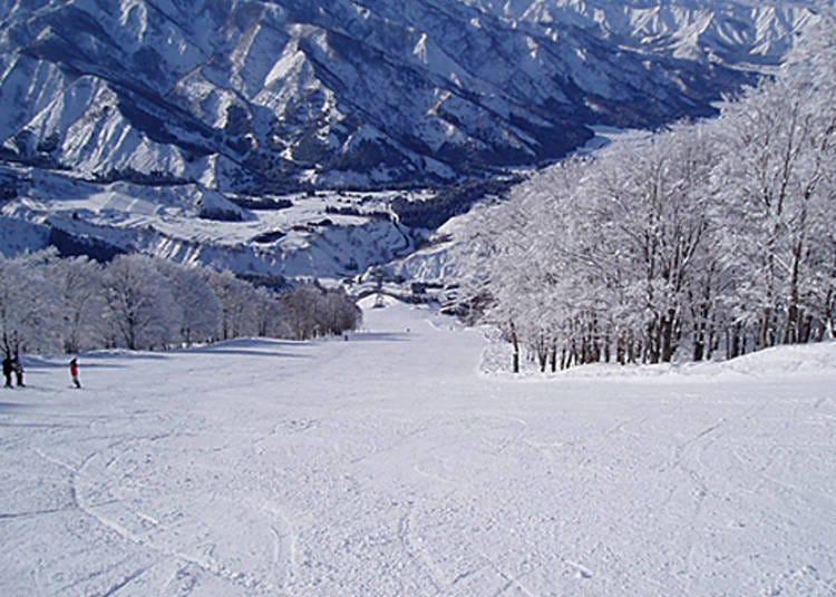 11. Muikamachi Hakkaisan Ski Resort: Amazing Heavy Snowfall (Niigata)