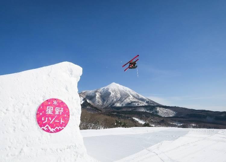 東北滑雪場⑩擁有自豪的世界級樂園「星野集團 ALTS磐梯」