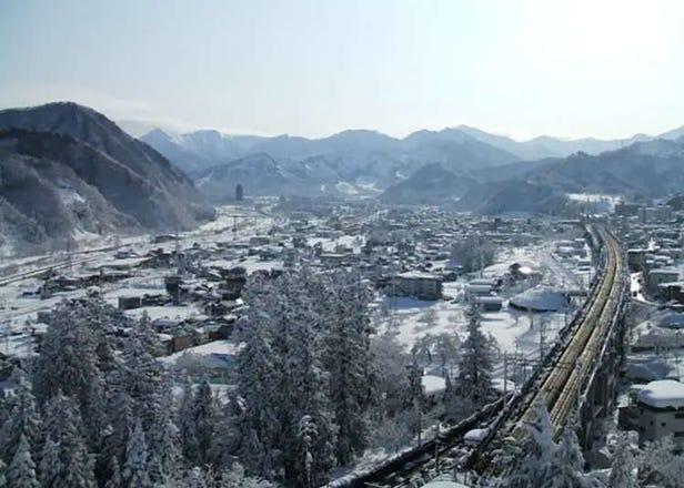 Niigata Onsen: Enjoy Spectacular Hot Spring Views at Yuzawa's Takahan Ryokan!