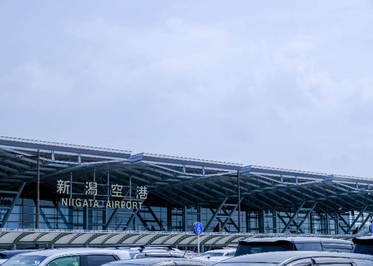 Dining, Souvenirs, Massages, and More! A Complete Guide to Niigata Airport