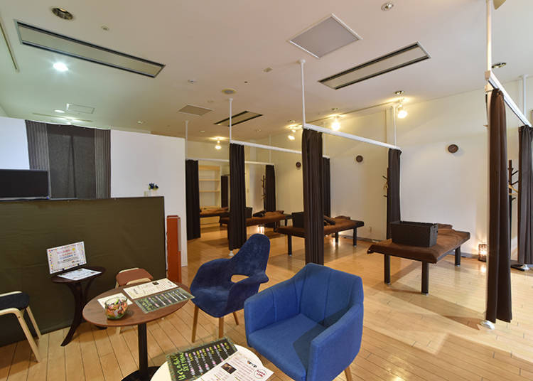 """Exhausted from Traveling? Treat Yourself to a Massage at """"Hogushi no Meijin!"""""""