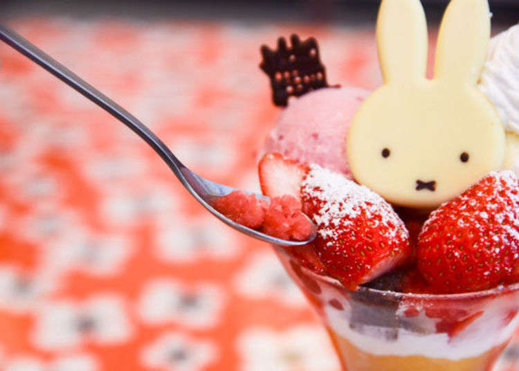 Visiting Japan's Miffy Cafe Will Make Your Heart Melt (Photos)