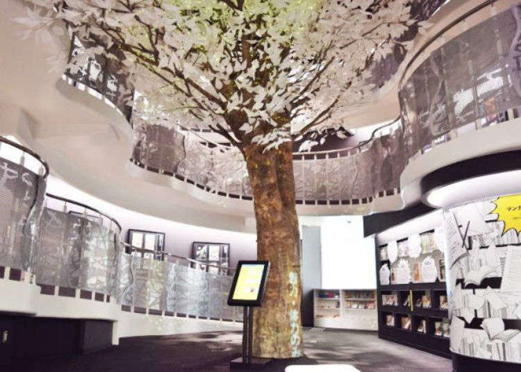 收藏了22万张珍贵手稿!到秋田县的横手市增田漫画美术馆来场漫画文化巡礼吧!