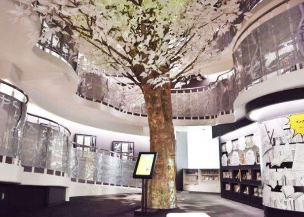 アニメ・マンガ好きにたまらない!? 原画約43万枚を収蔵「横手市増田まんが美術館」