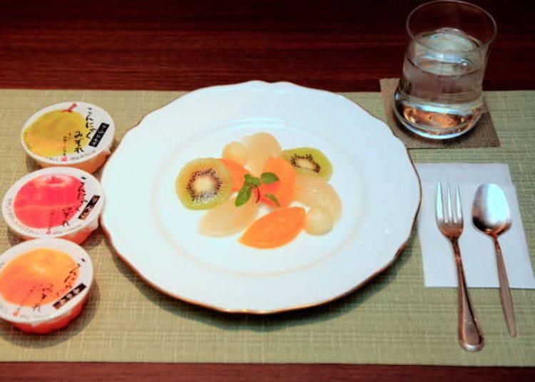 Must-Try! Creative Konnyaku/Konjac Desserts from Japan's Yamagata Prefecture