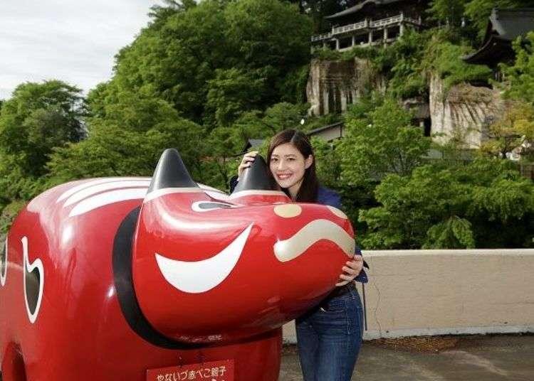 【福島縣會津柳津】來一趟福島會津的可愛吉祥物之旅吧!