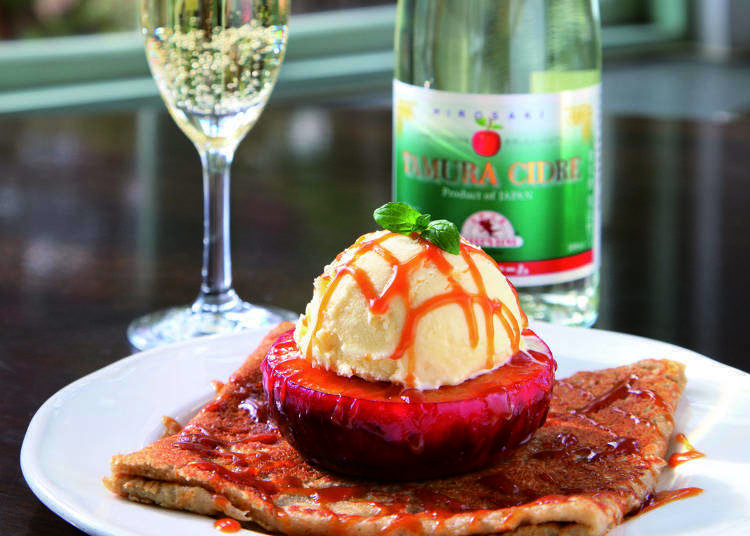 Top 5 Local Desserts and Delicacies Made From Aomori's Famous Apples