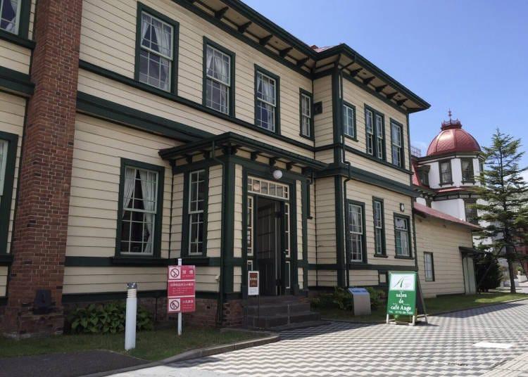2. Salon de café Ange (Hirosaki City)