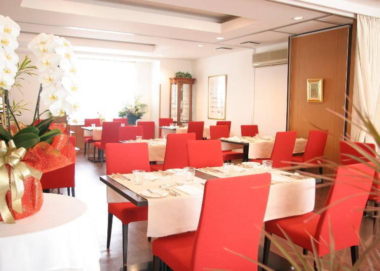 4. Restaurant Yamazaki (Hirosaki City)
