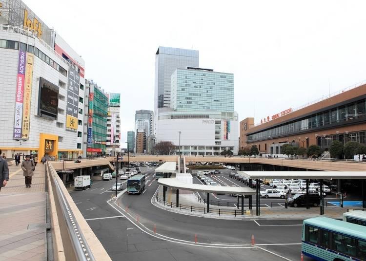 仙台駅には絶品グルメがたくさん!