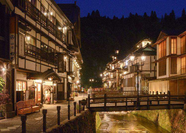 Ginzan Onsen: Is This the Best Hot Spring in Yamagata Prefecture?