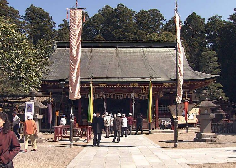 마츠시마 이외의 관광지