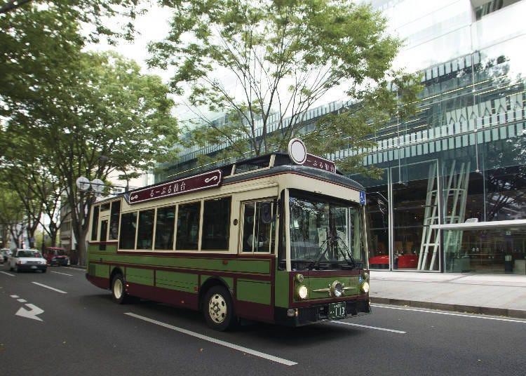 前往松島的交通方式與交通工具哪些?