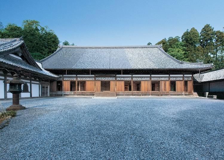 2. 參觀日本國寶「瑞巌寺」