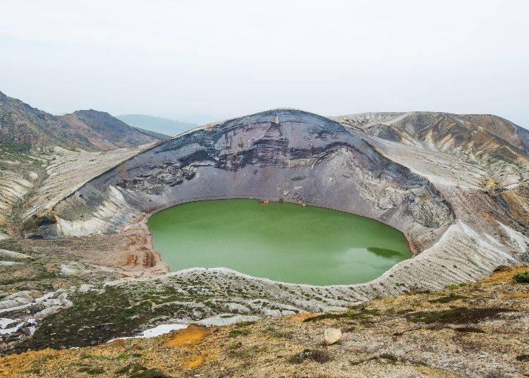 9. 오카마 호수 (미야기)