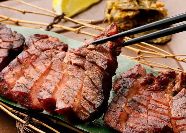 3.肉厚牛タンを食べ放題で味わう「厚切り牛たん食べ放題×牛たん居酒屋 けやぐ」
