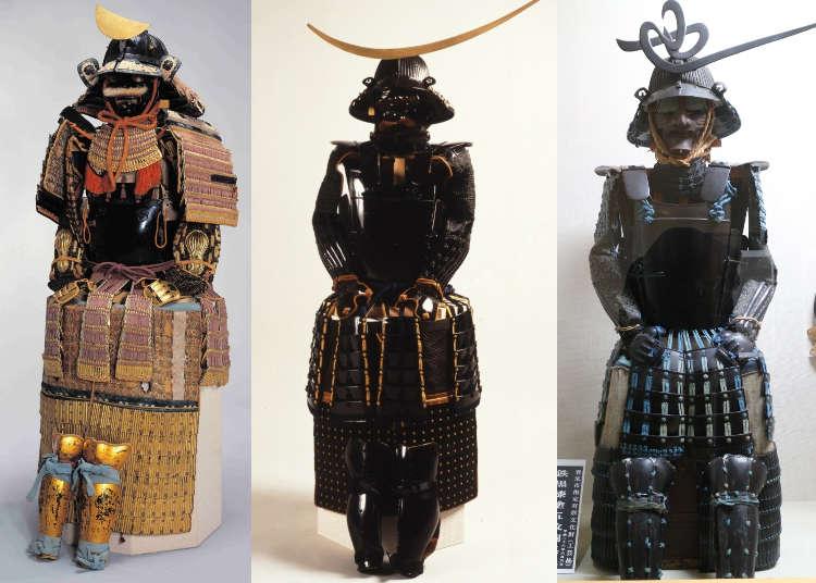 일본 무사 갑옷과 투구를 센다이의 다테 마사무네를 통해 알아본다.