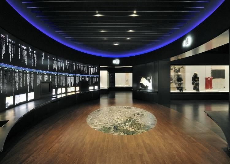 來看看伊達政宗帥氣的盔甲!「仙台市博物館」出展的各種盔甲