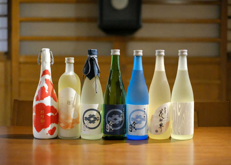What is Sake Anyway? Exploring the World of High Quality Japanese Drinks (Niigata Station)