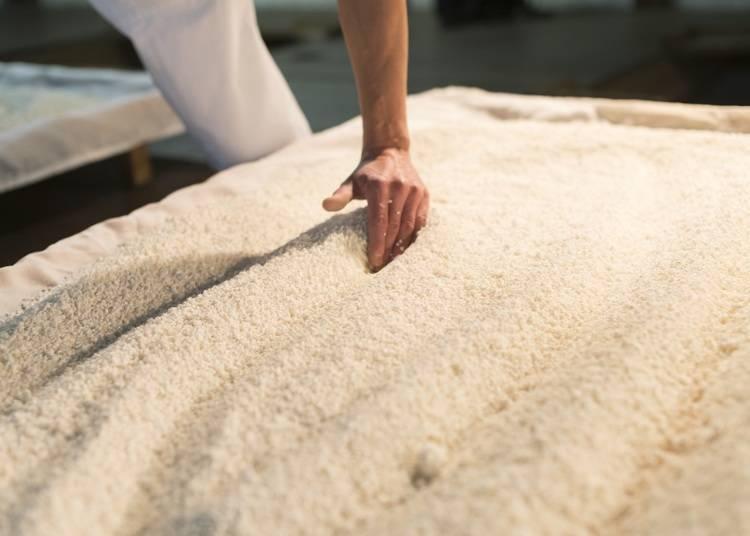 用高品質的新潟米與水製作出優質的日本酒