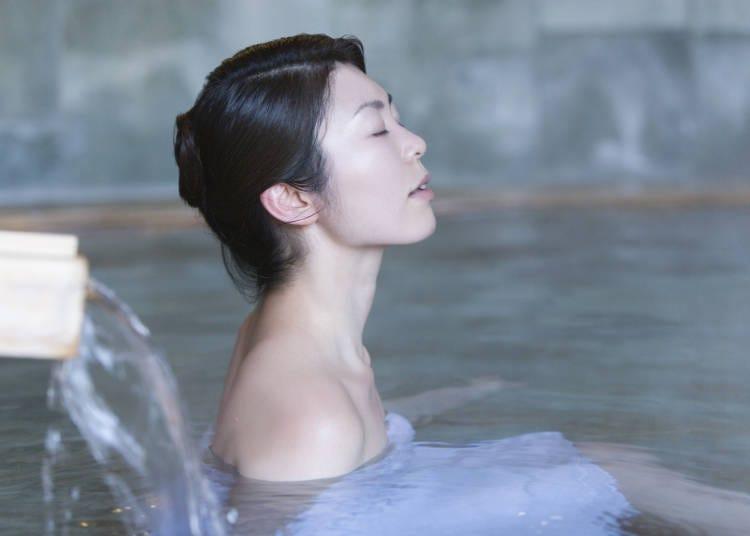 2. 수영장인 줄 알았네! 대형 남녀혼탕 '아오모리현 스카유 온천'