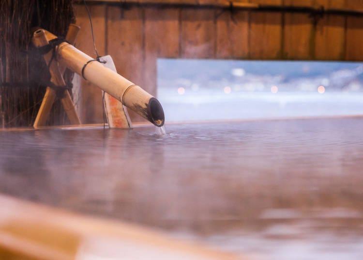 東北特色溫泉經驗談③溫度這麼燙,是要怎麼泡【福島縣的飯坂溫泉】
