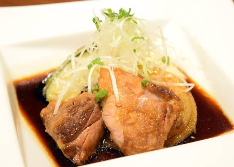 3. Kanzenkoshitu Minatoichiya: Delicious Sake and Tuna at an Izakaya Near Sendai Station