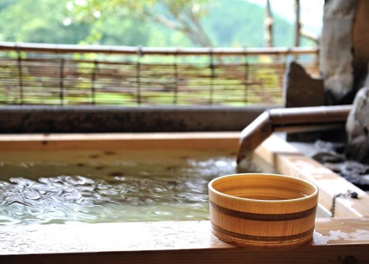 日本東北旅遊魅力②只要一天來回的小旅行,就已足夠享受溫泉樂趣了