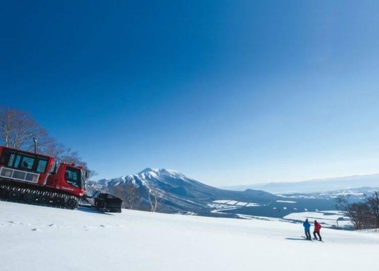 4. Ski Tours and Stargazing – Shizukuishi Ski Resort (Iwate)