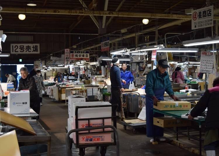 1. My Kaisendon: Market Specialties