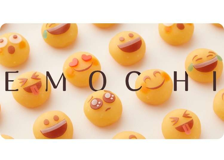 Emochi Are Japan's Cutest Pop-Culture Sweets & We Can't Wait To Try Them! | LIVE JAPAN travel guide