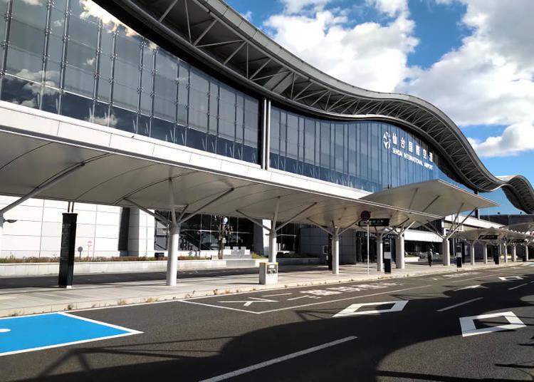 How long are flights to Tohoku from Kansai?