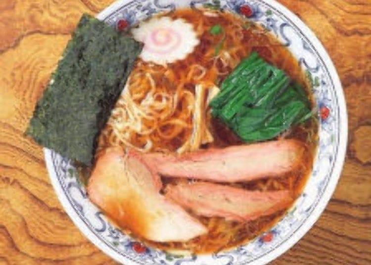 5.도라식당 とら食堂(후쿠시마현 福島県)