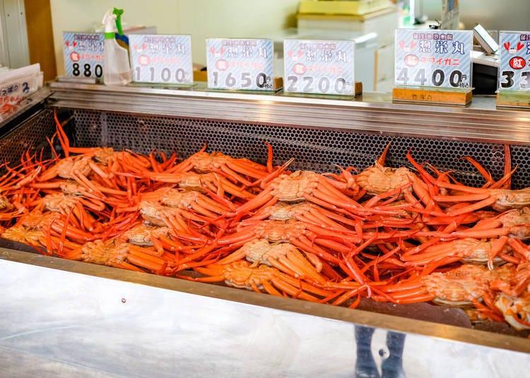 品嚐紅楚蟹吧!好吃的螃蟹辨別秘訣偷偷告訴你