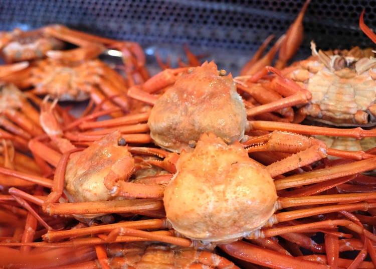 新潟能生的紅楚蟹特色有哪些?