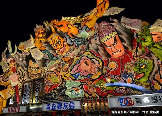 東北夏日祭典「青森睡魔祭」就是要這樣玩!